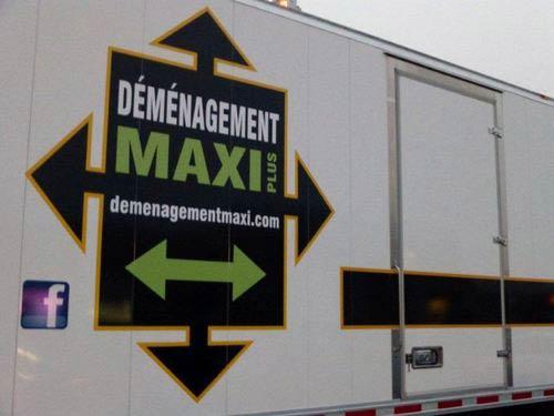 Déménageur de la Rive-Nord Déménagement Maxi Plus